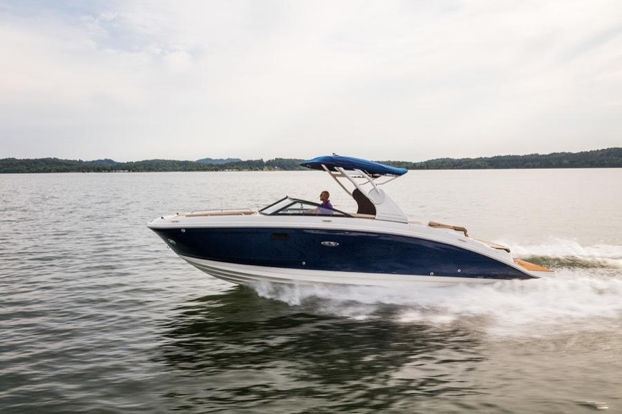 Sea Ray SDX 270 | SDX 270 | Sundeck Series Boats | New Deck