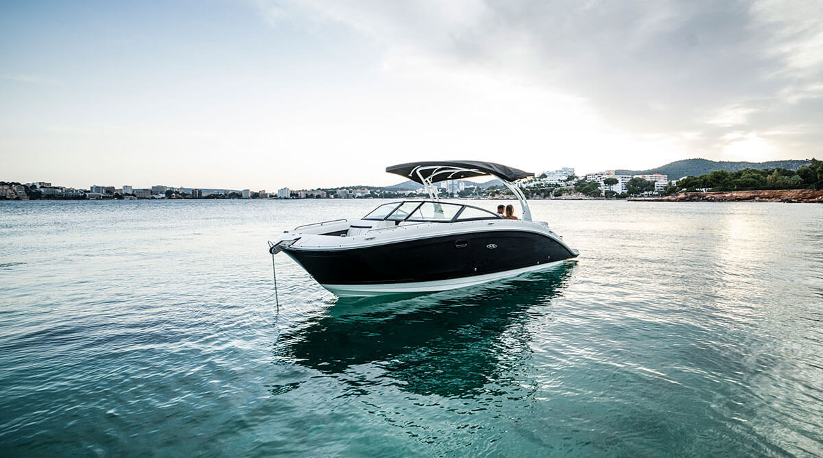 Sea Ray SDX 270 | SDX 270 | Sundeck Series Boats | New Deck Boats