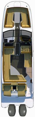 SDX 290 OBFloorplan