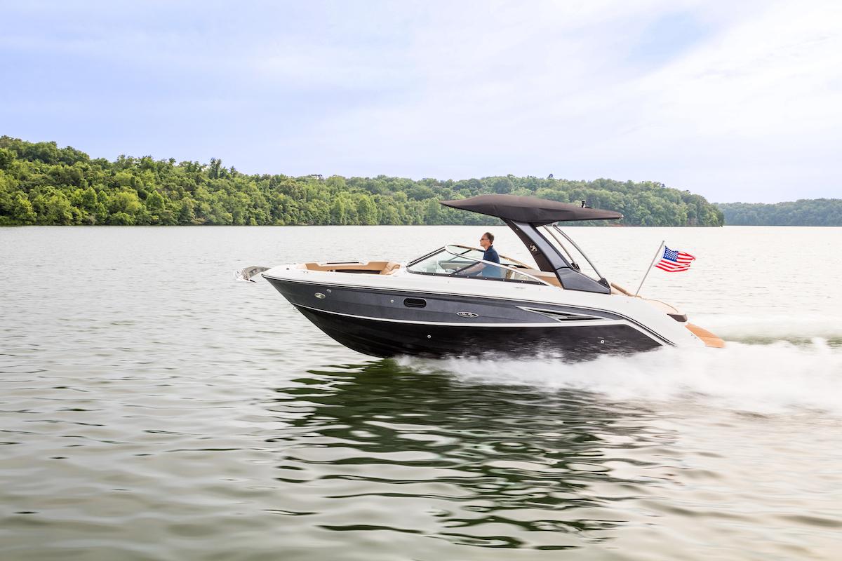 Sea Ray Slx 250 Luxury Bowrider 25 380hp Sea Ray Boats
