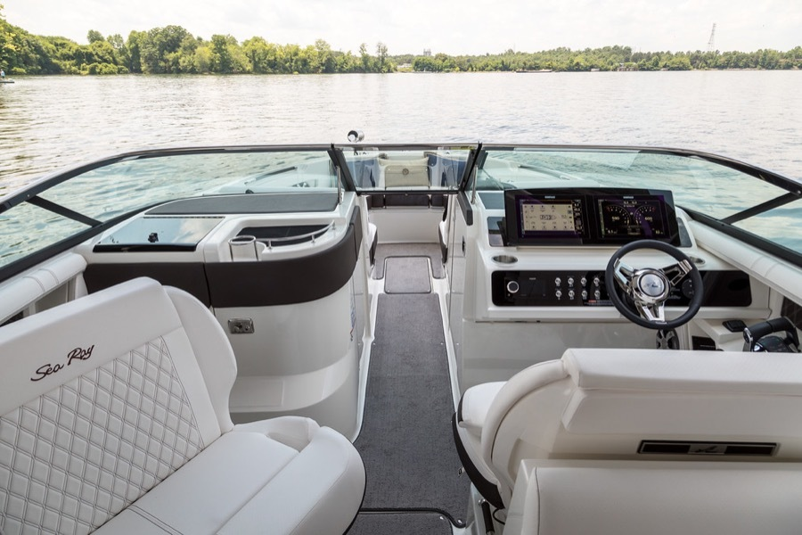 Sea Ray SLX 310 New Bowrider | 31' Luxury Boat for Sale