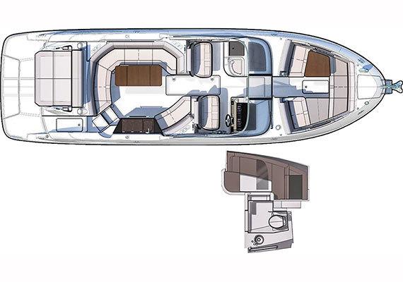 SLX 350Floorplan