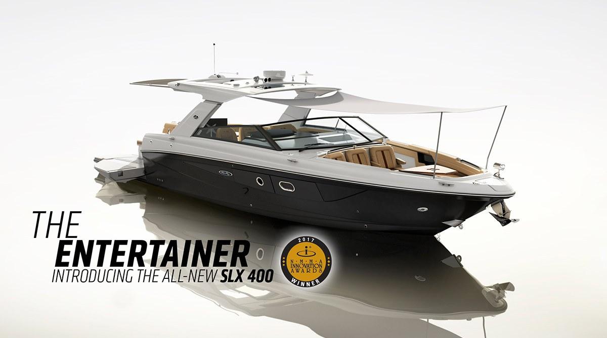 Sea Ray Life. SLX 400