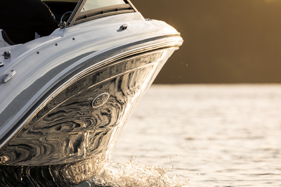 Sea Ray SPX 190 Outboard from $30,000 | Build your Sport Boat