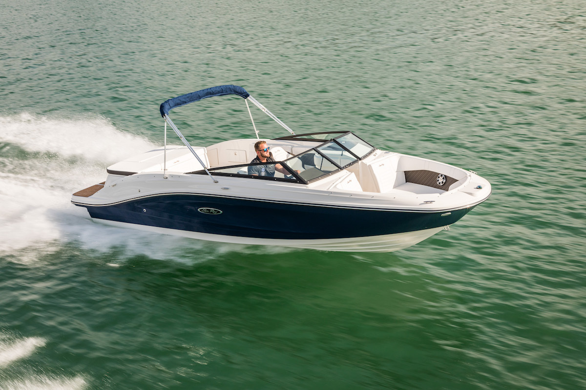 The Sea Ray Spx 230 Sport Boat Sea Ray 23 Sport Boats For Sale